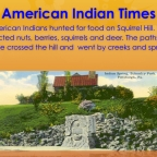 3 American Indian Times Early Times