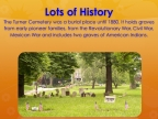 6 Lots of History Early Times
