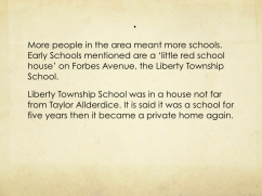 Another Slide Show about Squirrel Hill - Early Schools.007