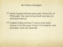 Another Slide Show about Squirrel Hill - Early Schools.008